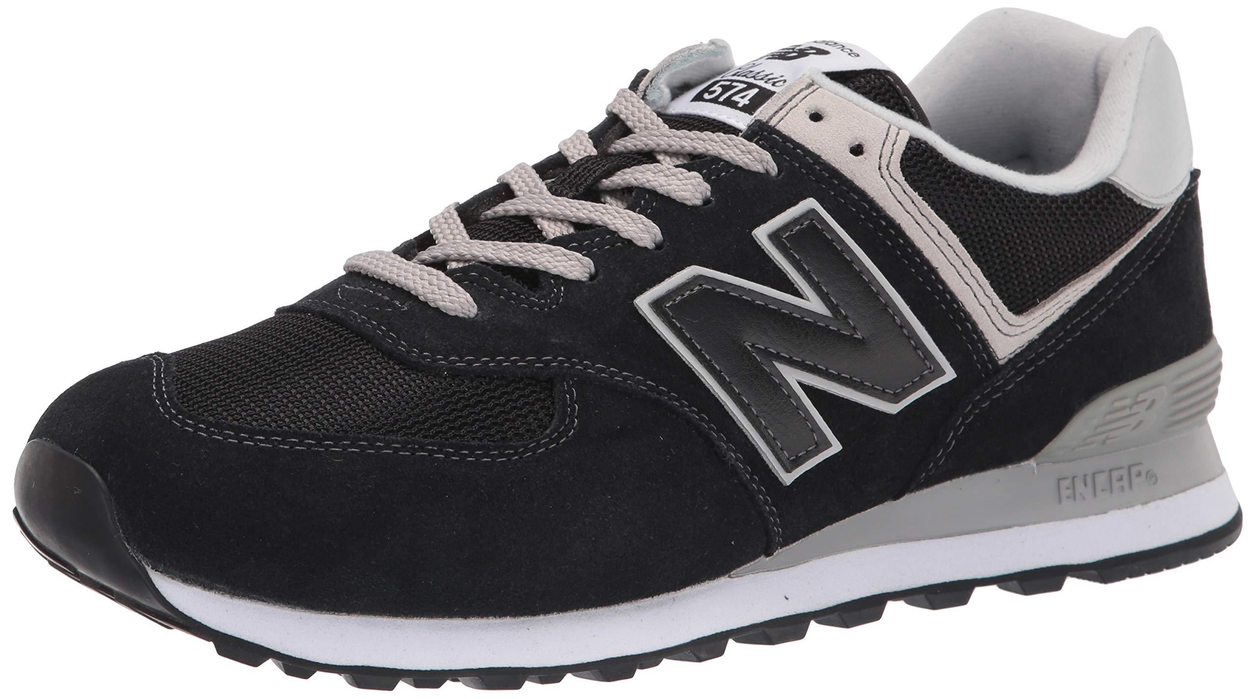 New Balance Rubber Homme 574 V2 Sneaker in Grey (Black) for ...