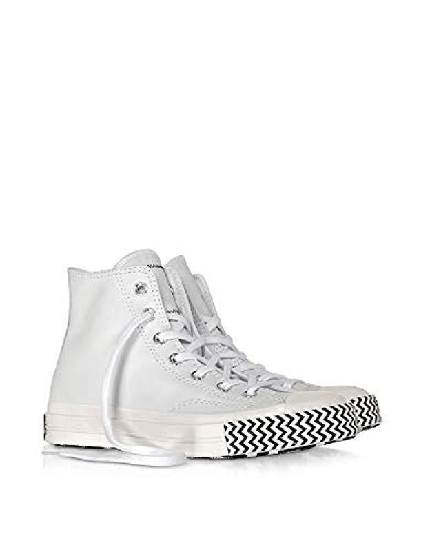 Luxury Fashion 564970C546 Blanc Baskets Montantes   Automne_Hiver Converse en coloris Blanc srxD