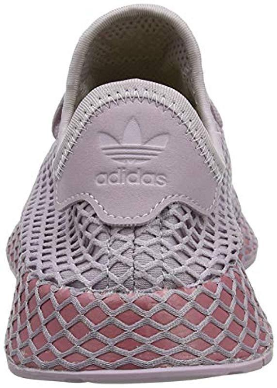 01e71e565be5d Adidas - Multicolor Deerupt Runner W Running Shoes - Lyst. View fullscreen
