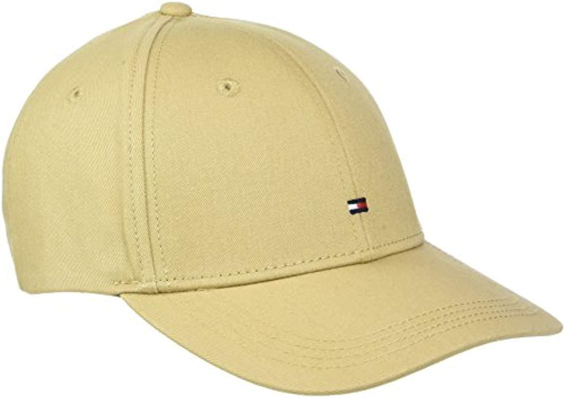 80a66f00 Tommy Hilfiger Classic Baseball Cap for Men - Lyst