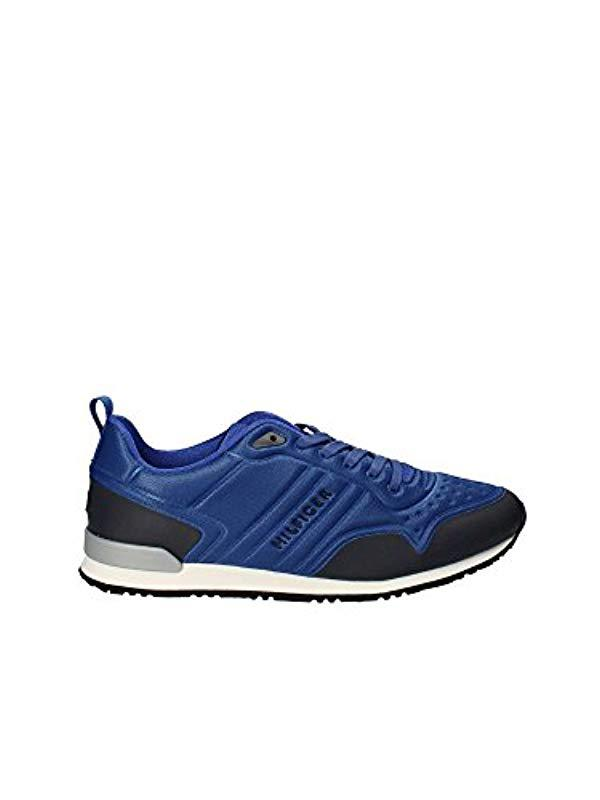 c8e31780f94b5 Tommy Hilfiger  s Iconic Neoprene Runner Low-top Sneakers