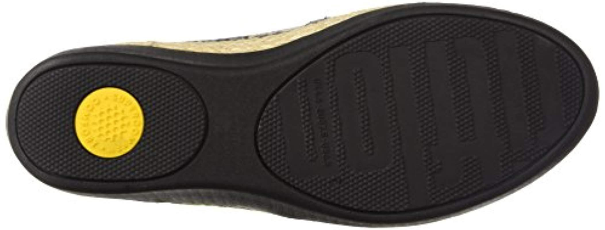 Fitflop Leather Casa Loafers Sneaker - Save 25%