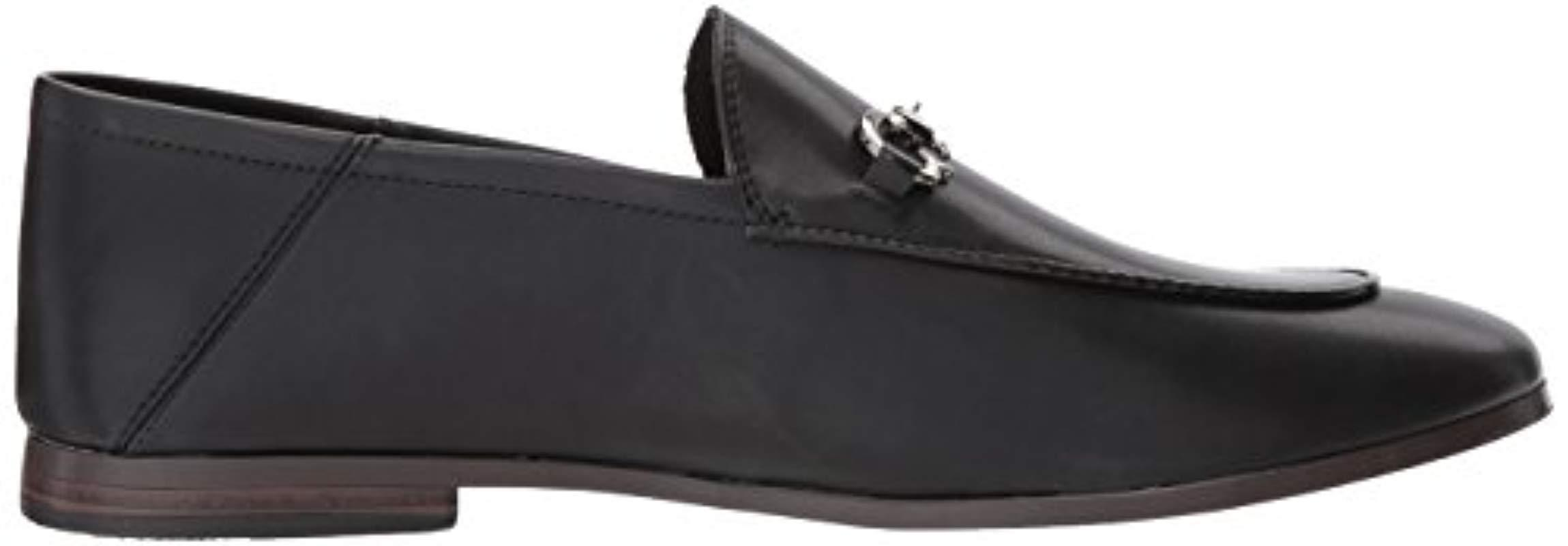 Guess Edwin2 Loafer in Black for Men