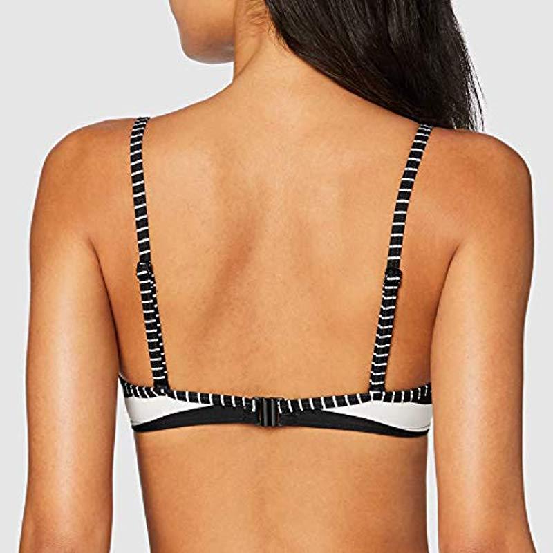 ESPRIT Damen Redondo Beach Bandeau Bikinioberteil