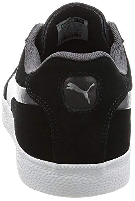 1bca00da443 PUMA - Black Unisex Adults  Match Vulc 2 Low-top Sneakers for Men -. View  fullscreen
