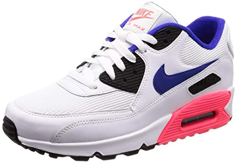 Air Max 90 Essential, Chaussures de Sport Homme Cuir Nike pour ...