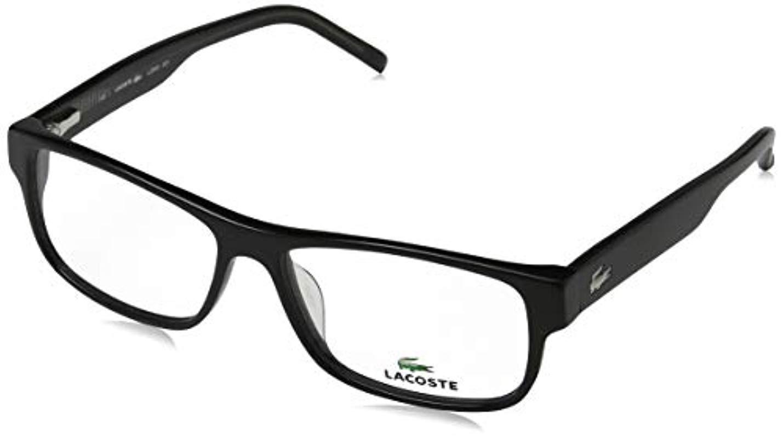 23e18fdb3310 Lacoste L2660 L2660 001 55 Rectangular Optical Frames 55