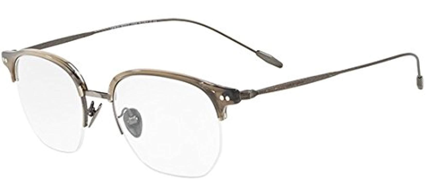 20a1480778 Ray-Ban. Men s Gray 0ar7153 Optical Frames ...