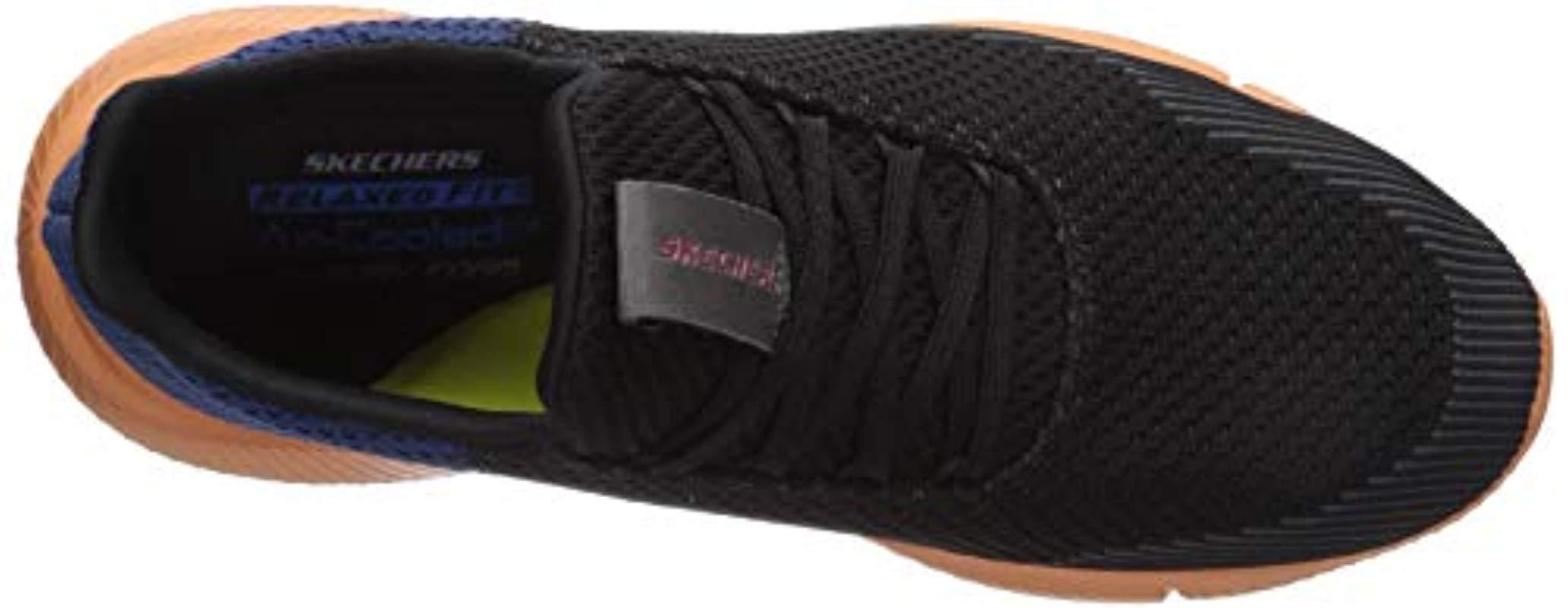 Ingram-Taison, Zapatillas para Hombre Skechers de hombre de color Negro