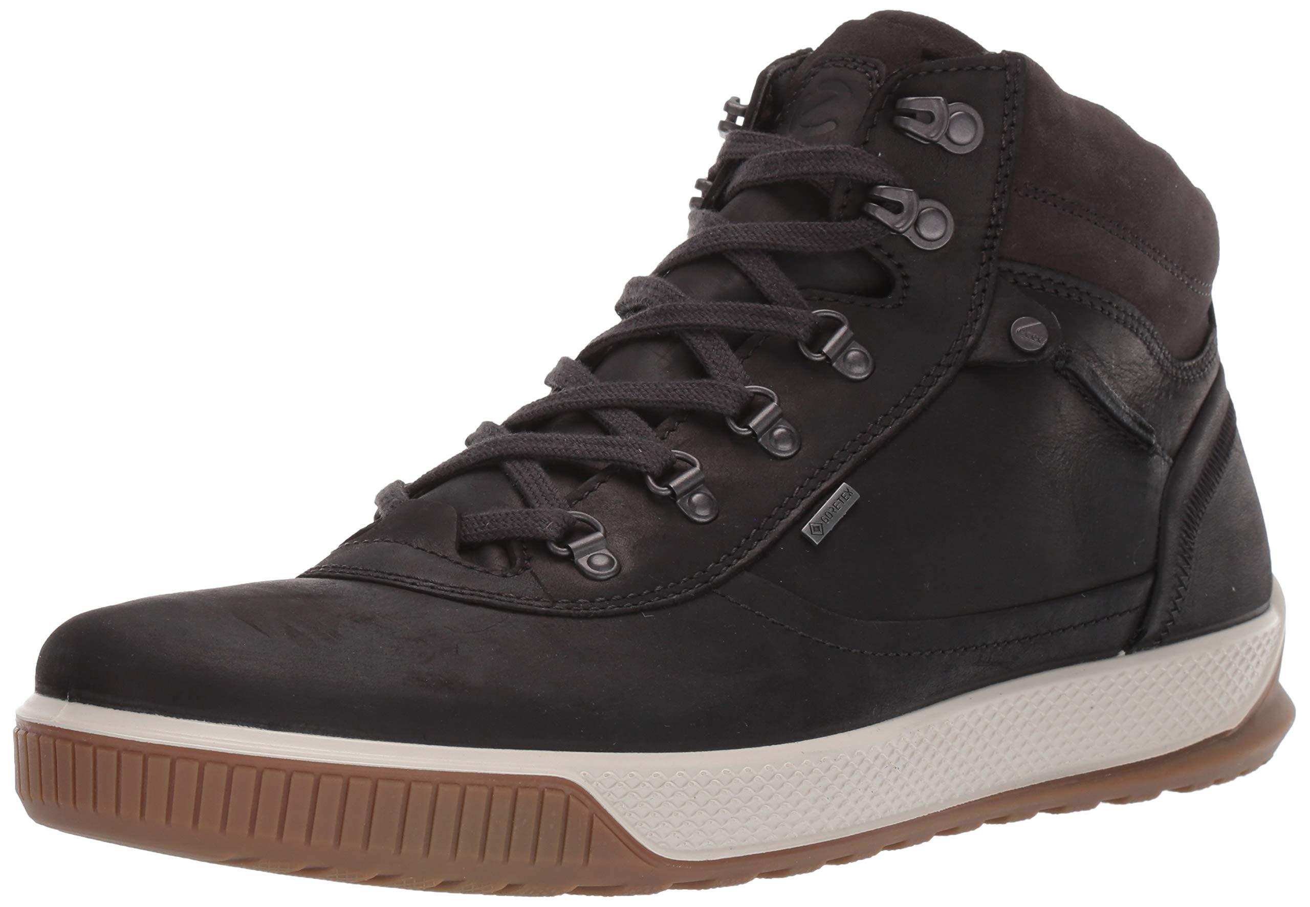 Ecco Byway Tred Hi-top Trainers in
