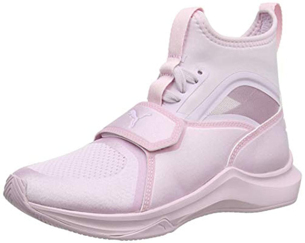 4e290ac98f6bea PUMA Phenom Wn s Fitness Shoes in Purple - Lyst