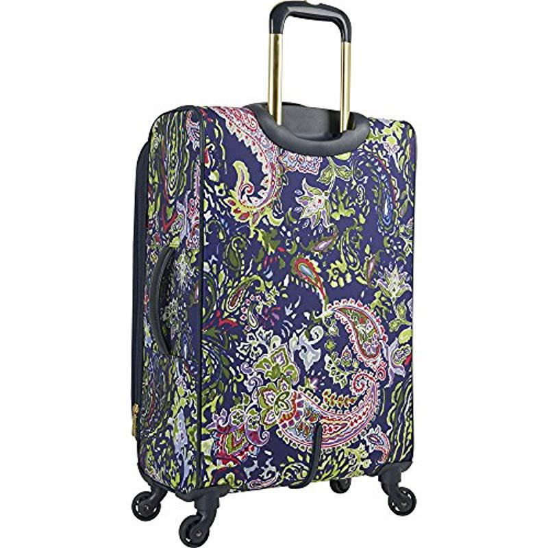 cea28596e84 ... Expandable Spinner Suitcase Luggage - Lyst. View fullscreen