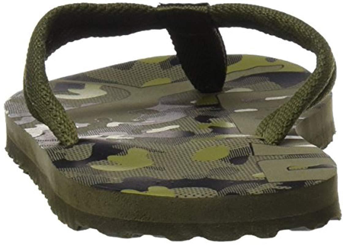 07150cb1b6a PUMA - Green Unisex Adults  Epic Flip V2 Camo Flops for Men - Lyst. View  fullscreen