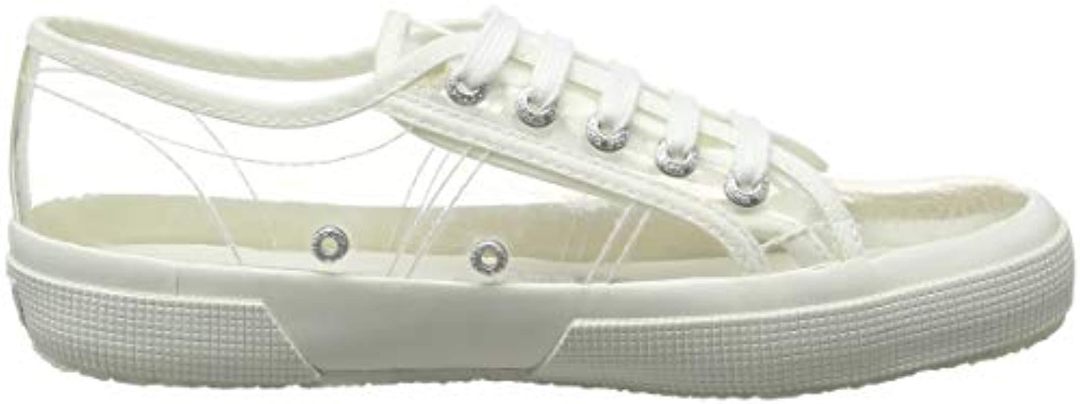 Superga LE SUPERGA Woman 2750-TRANSPARENTPUW CASUAL Sneaker