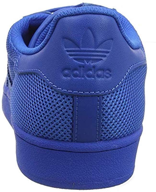 Chaussures Basses Mixte Adulte Superstar Sneakers adidas pour ...