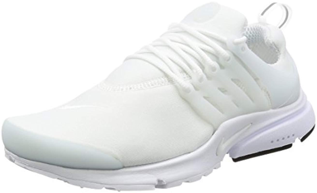 30a46a014de09 ... order nike s air presto essential trainers in white for men lyst 07952  e2c07