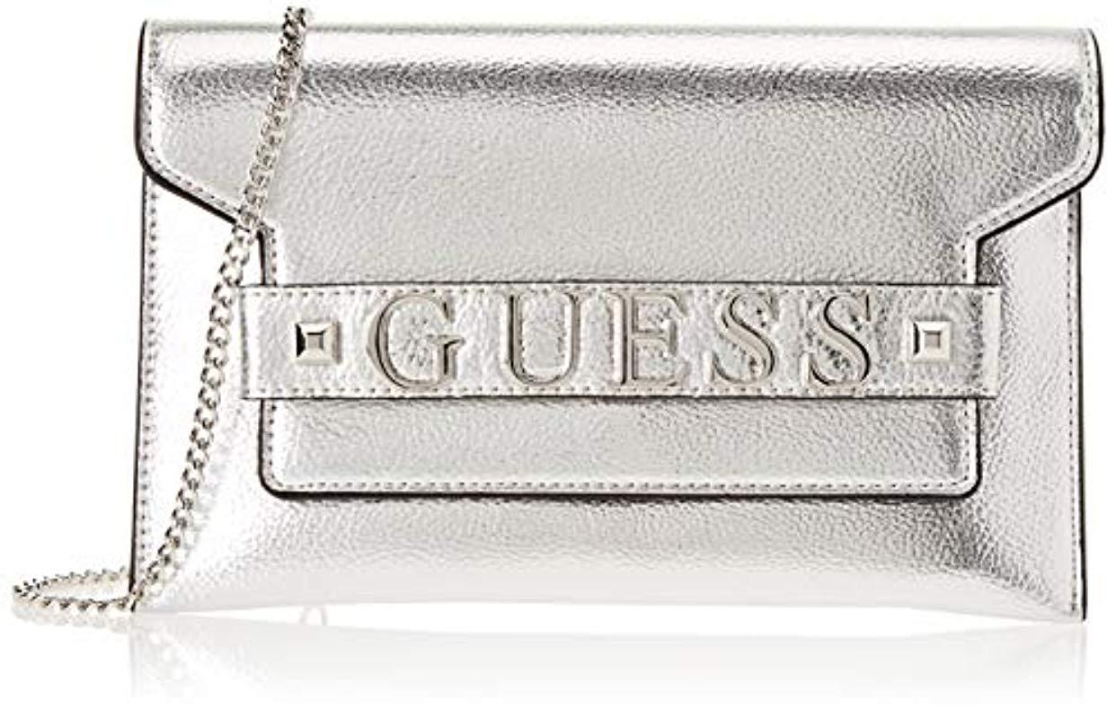 Guess Felix Cross-body Bag in Metallic - Lyst aa573664e4cac