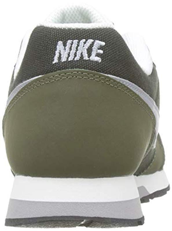 100% originales liquidación de venta caliente 100% Calidad Fitnessschuhe GS 38 EU Nike Unisex-Erwachsene MD Runner 2 Mehrfarbig 807316  301 Multicolor sidra.hospital