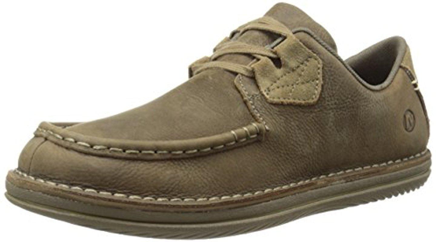 Merrell. Men's Green Bask Lace Shoe