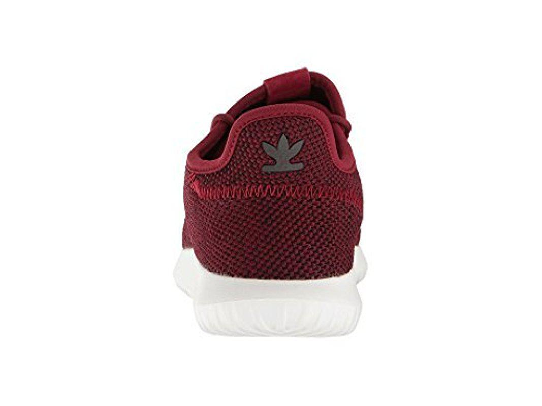 los angeles 285f8 8959b Lyst - Adidas Originals Kids  Tubular Shadow C Sneaker in Red for Men