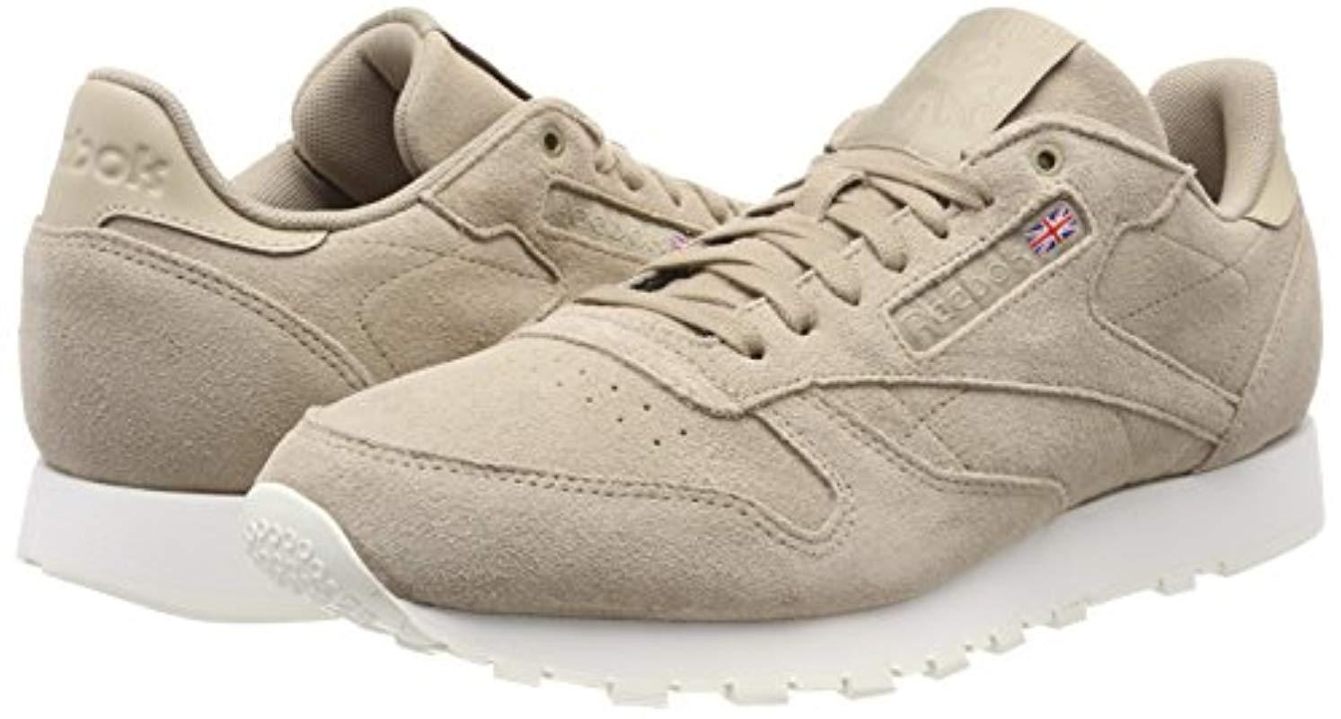 Apuesta Ritual abajo  Reebok Leather Cm9609 Gymnastics Shoes in Natural for Men - Lyst