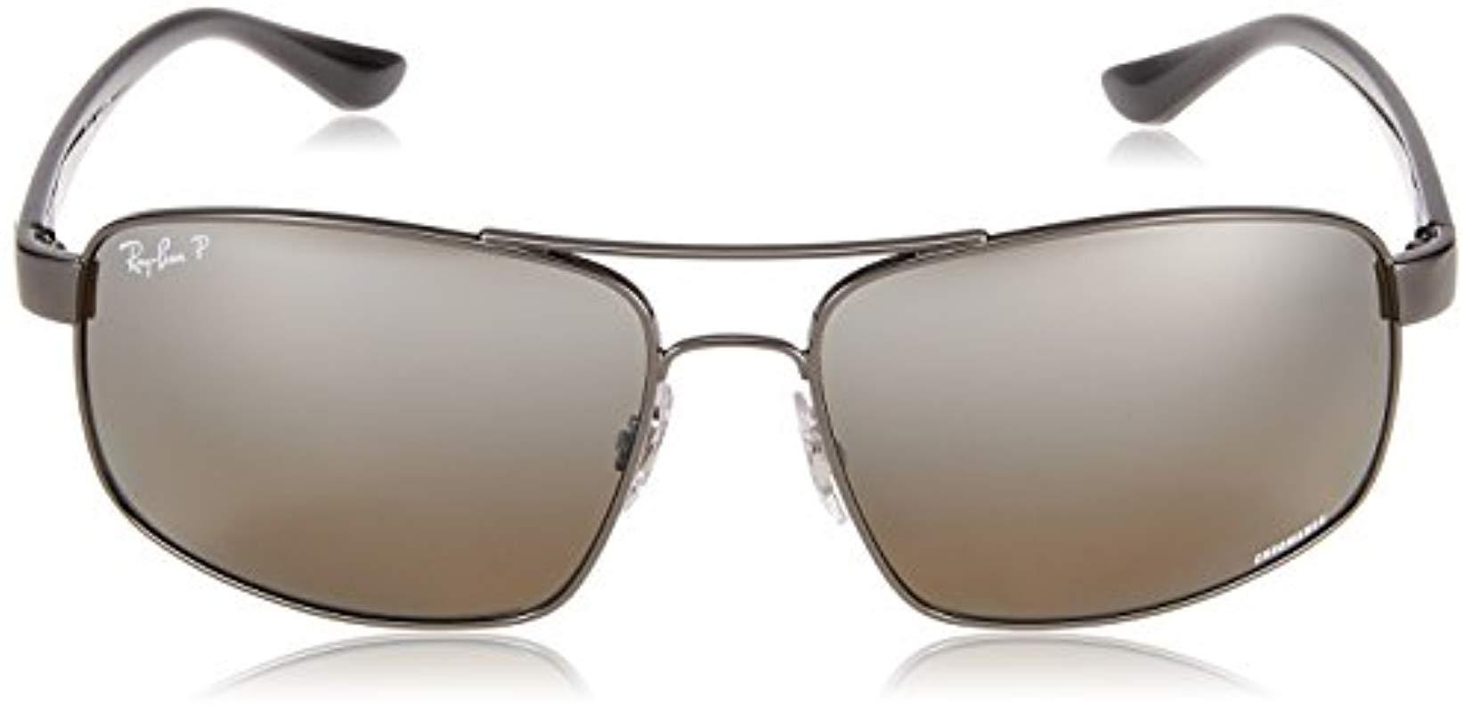 1ba7f5a7549 Ray-Ban - Gray Rb3604ch 62 Sunglasses 62mm for Men - Lyst. View fullscreen