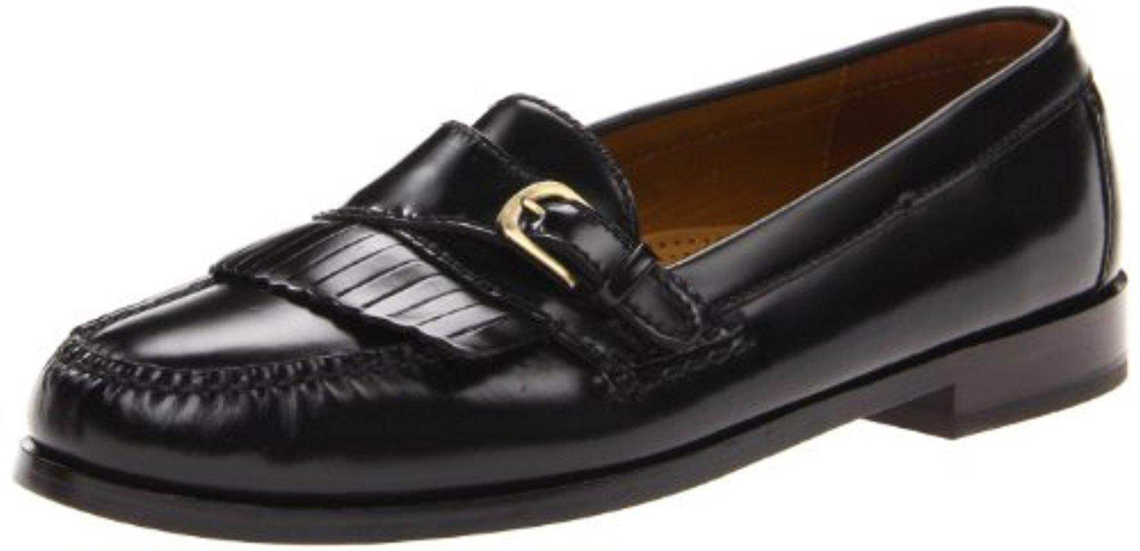 ebcee276dbd Lyst - Cole Haan Pinch Buckle Slip-on Loafer in Black for Men