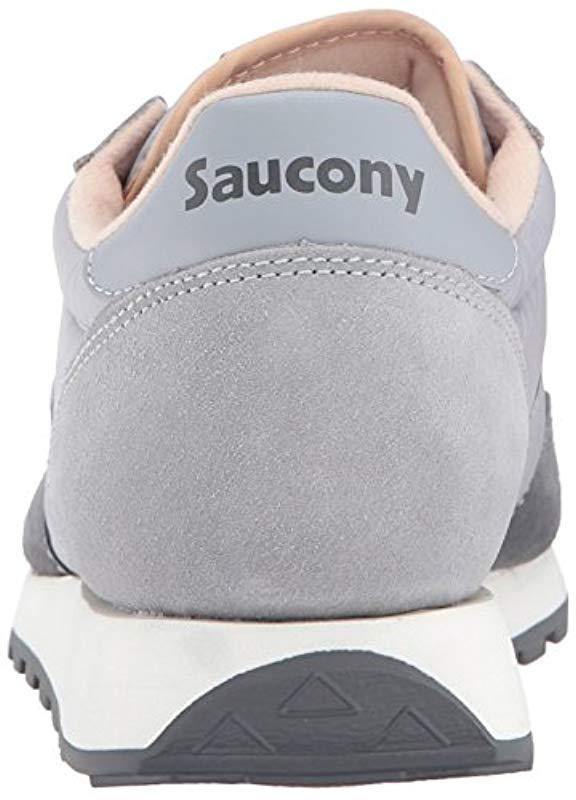 new concept 1c082 33313 Lyst - Saucony Originals Jazz Original Running Shoe, Red in ...