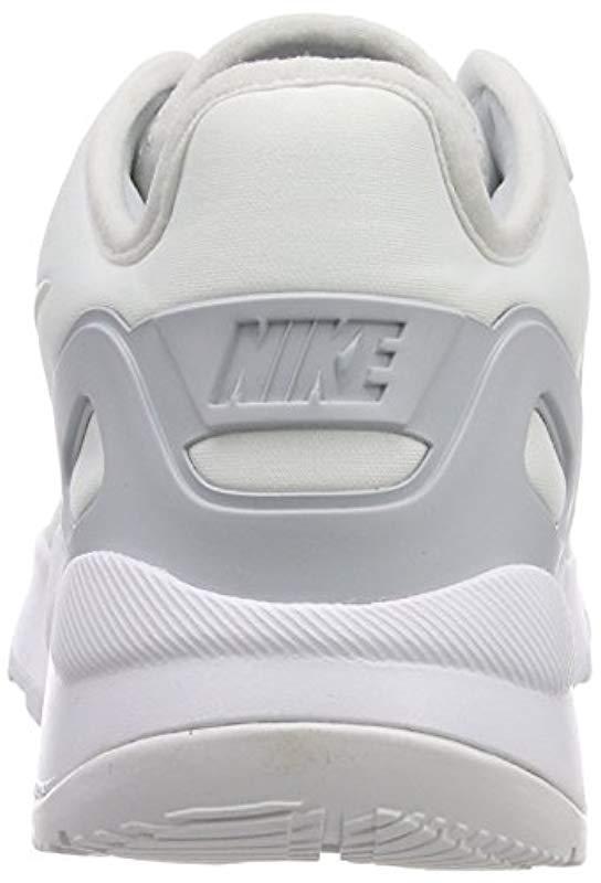 Wmns LD Runner LW Se Nike de Tejido sintético de color Blanco