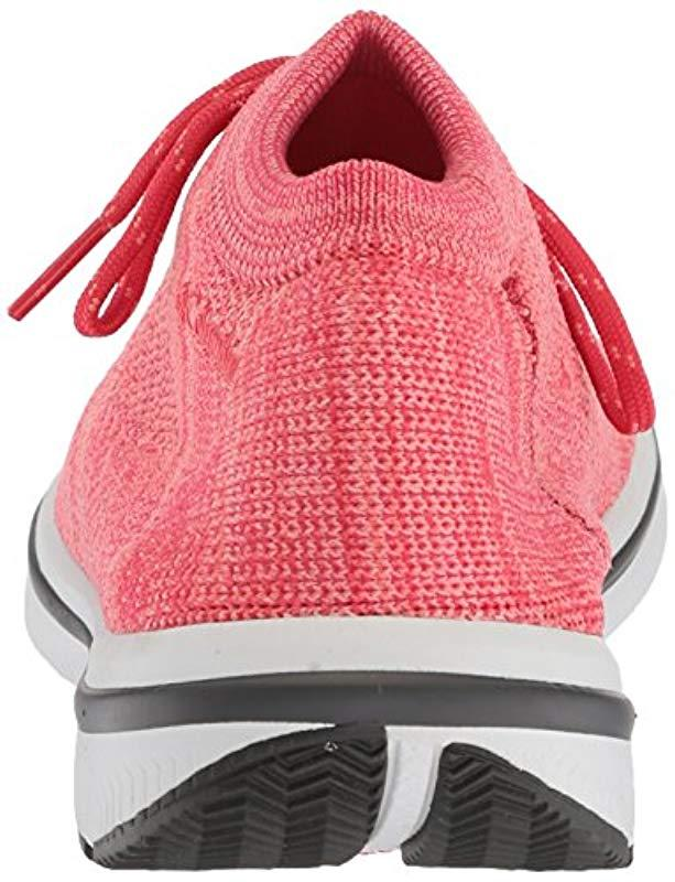 Columbia Chimera Lace Sneaker in Red