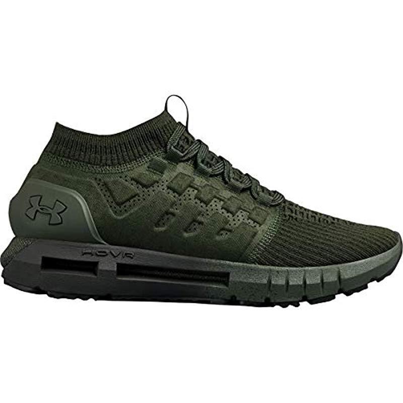 Hovr Phantom Running Shoe in Dark Green