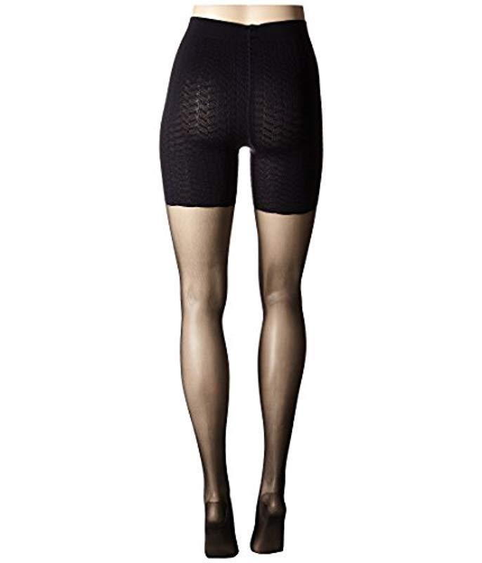 Ladies 1 Pair Falke Cellulite Control 20 Denier Tights