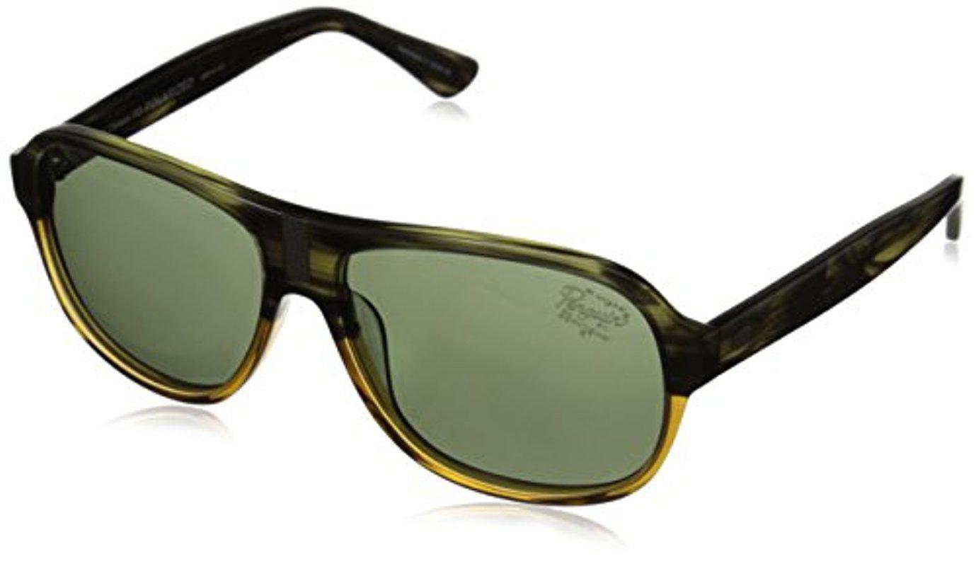 e2062ad85e Lyst - Original Penguin The Carson Polarized Sunglasses