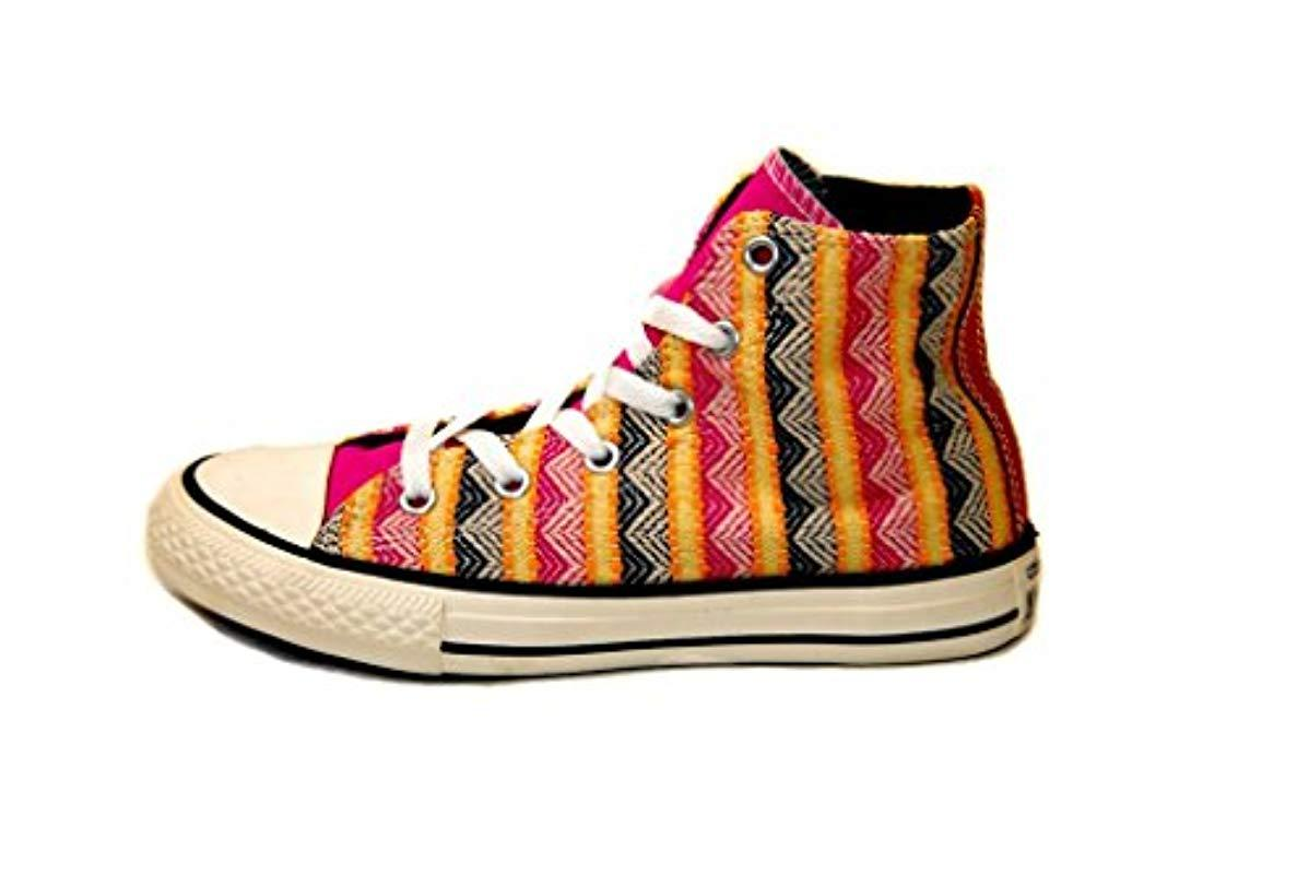 Chuck Taylor All Star, Baskets Montantes Fille Converse  qyDg