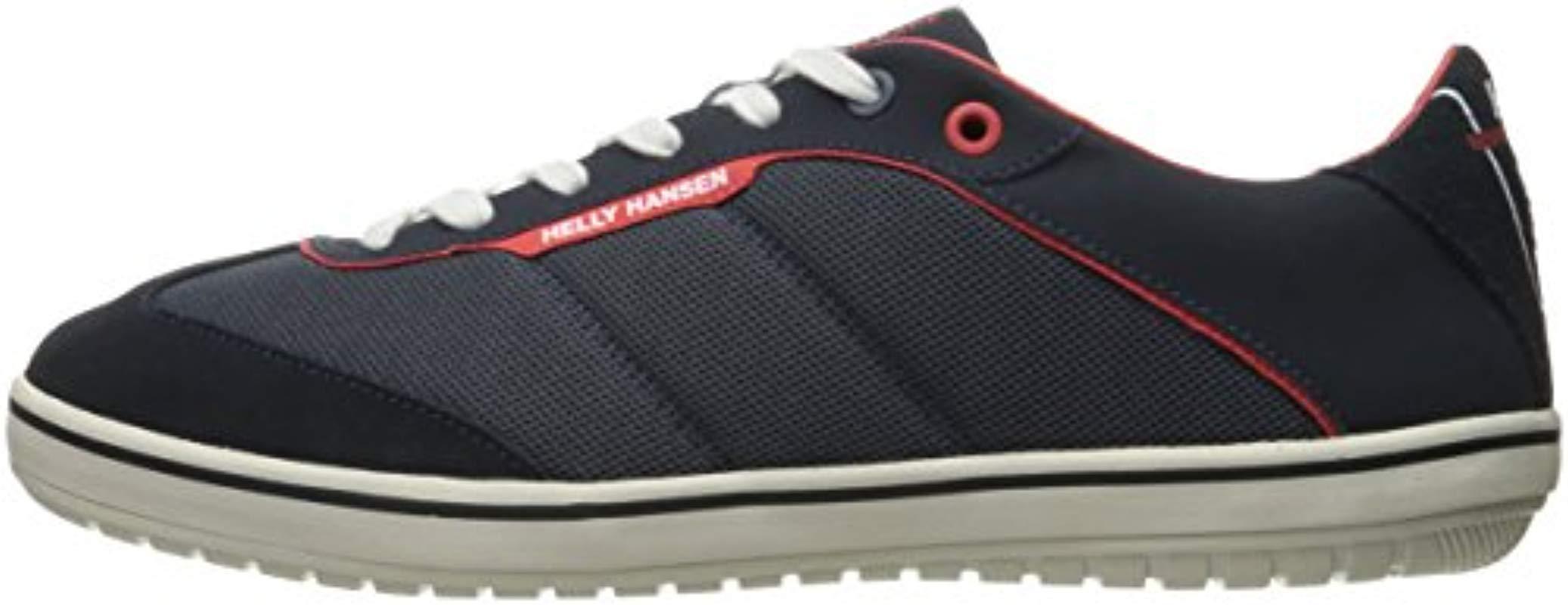 Helly Hansen Suede Ryvingen Fashion Sneaker in Blue for Men