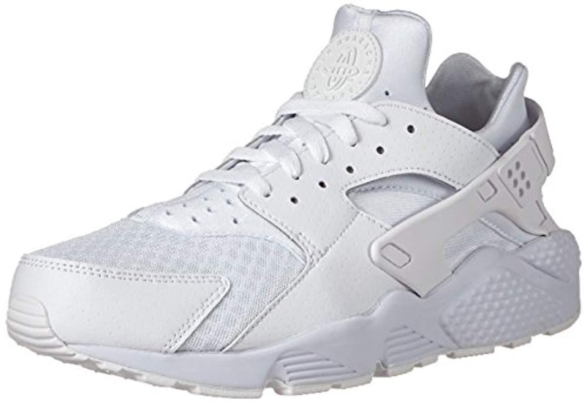 054916833f65b Nike  s Air Huarache Gymnastics Shoes in White for Men - Save 57% - Lyst