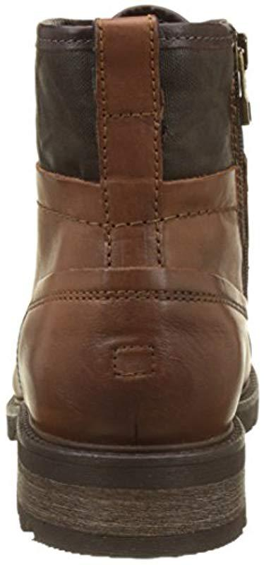 6eb0221e130029 Tommy Hilfiger  s C2285urtis 13a Chukka Boots in Brown for Men ...