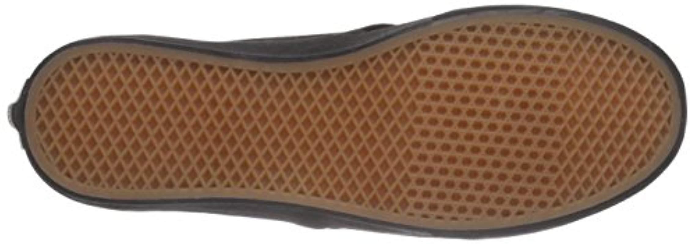 Camden Stripe, Zapatillas para Mujer, (Negro Canvas), 36.5 EU Vans de color Negro