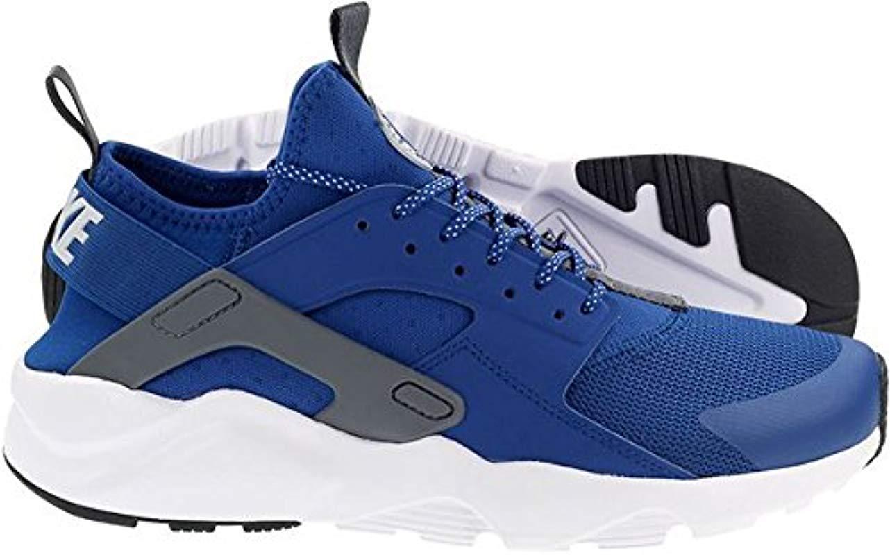 367e4bc3c335 Nike Air Huarache Run Ultra Gymnastics Shoes in Blue for Men - Lyst