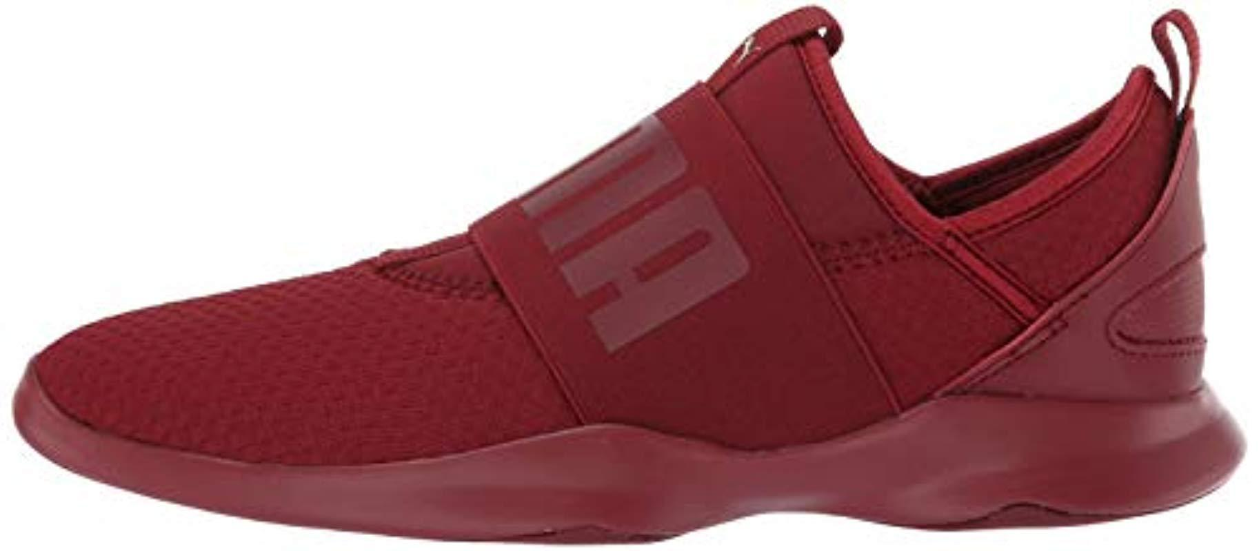 PUMA Synthetic Dare Wns Sneaker in Red