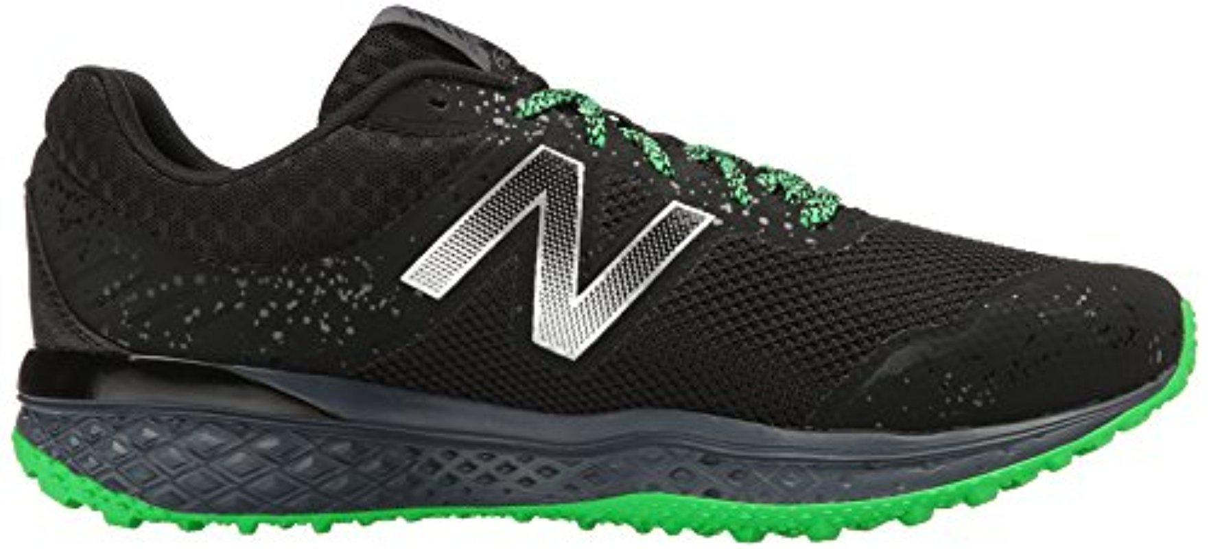 New Balance Mt620, 's Trail Running Shoes in Black for Men - Lyst
