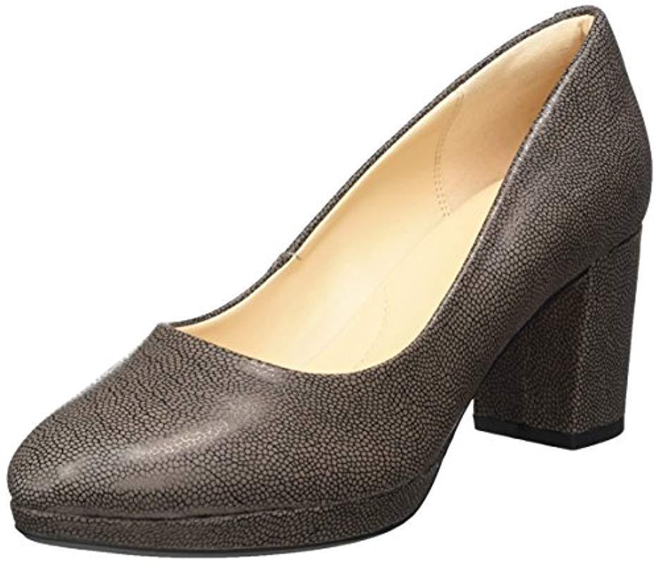 f3934e6a13f Clarks. Women s Kelda Hope Closed Toe Heels