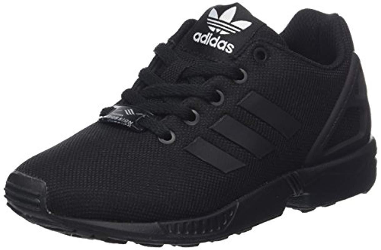 brand new b4e2d 06215 adidas Flux, Trainers in Black for Men - Lyst