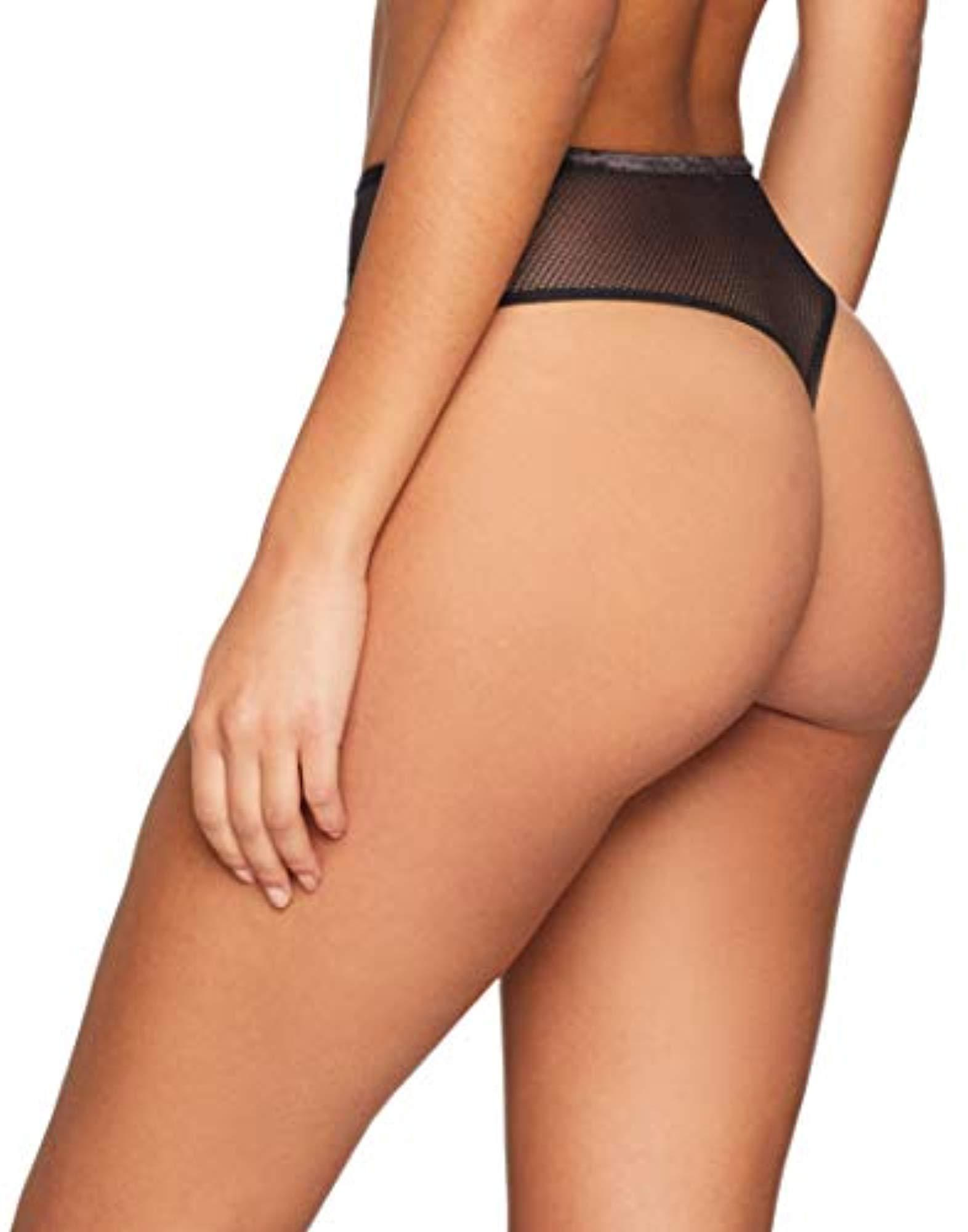 Triumph Women/'s Beauty-Full Lace-up Midrise Thong String