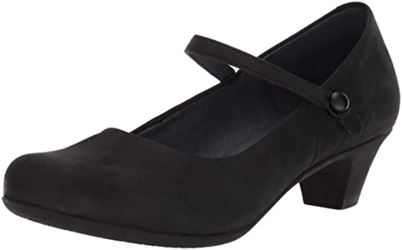 Botas Mary Jane Para Mujer Camper Helena Bajo Zapatos