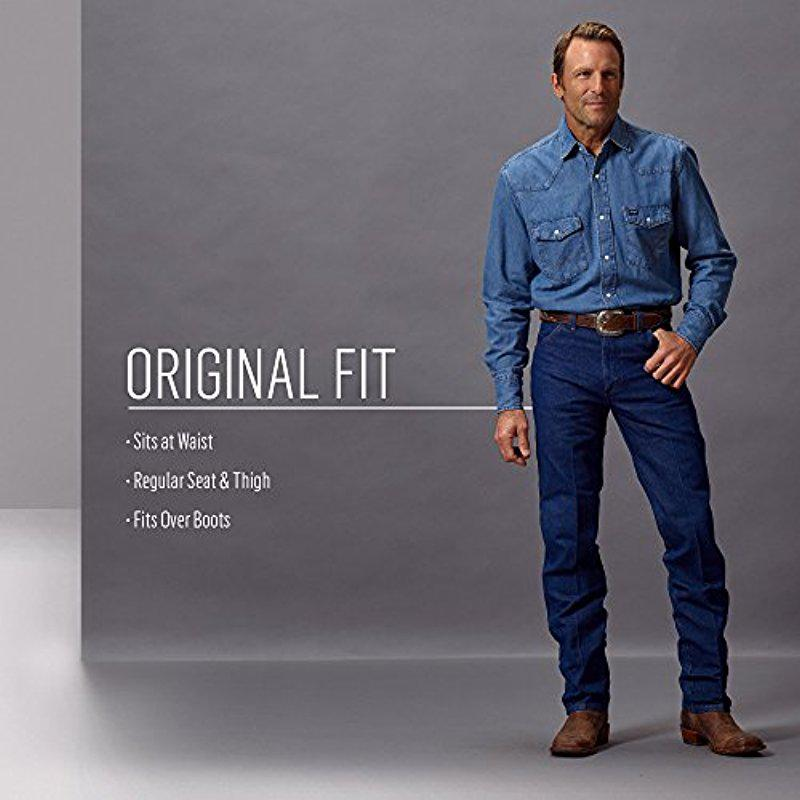 fine quality ever popular thoughts on Cowboy Cut Original Fit Jean