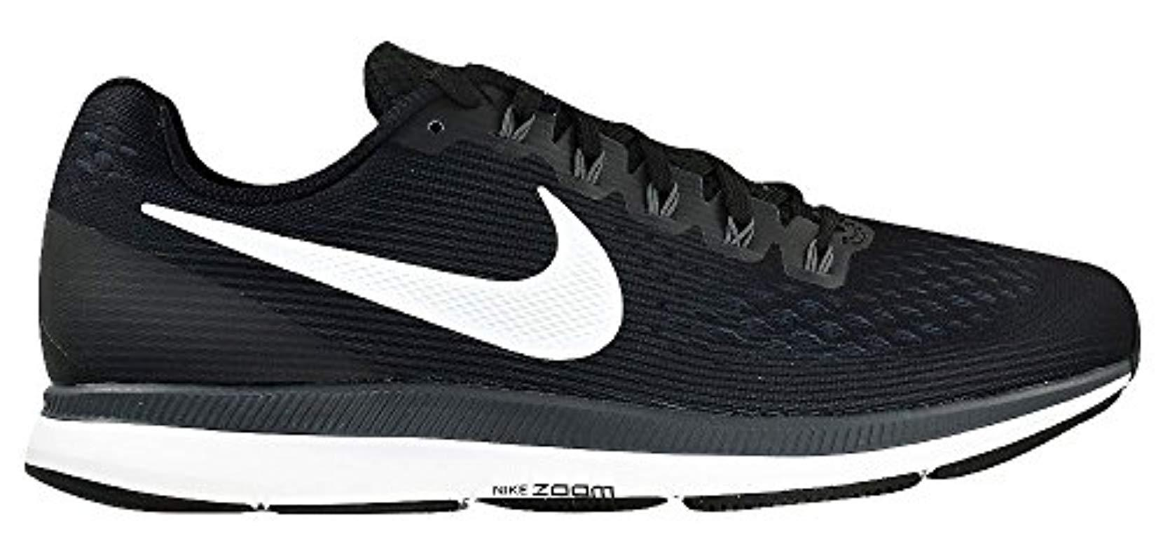 3ba8e3bd8f nike-Black-White-Dark-Grey-001-Air-Zoom-Pegasus-34-Competition-Running-Shoes .jpeg