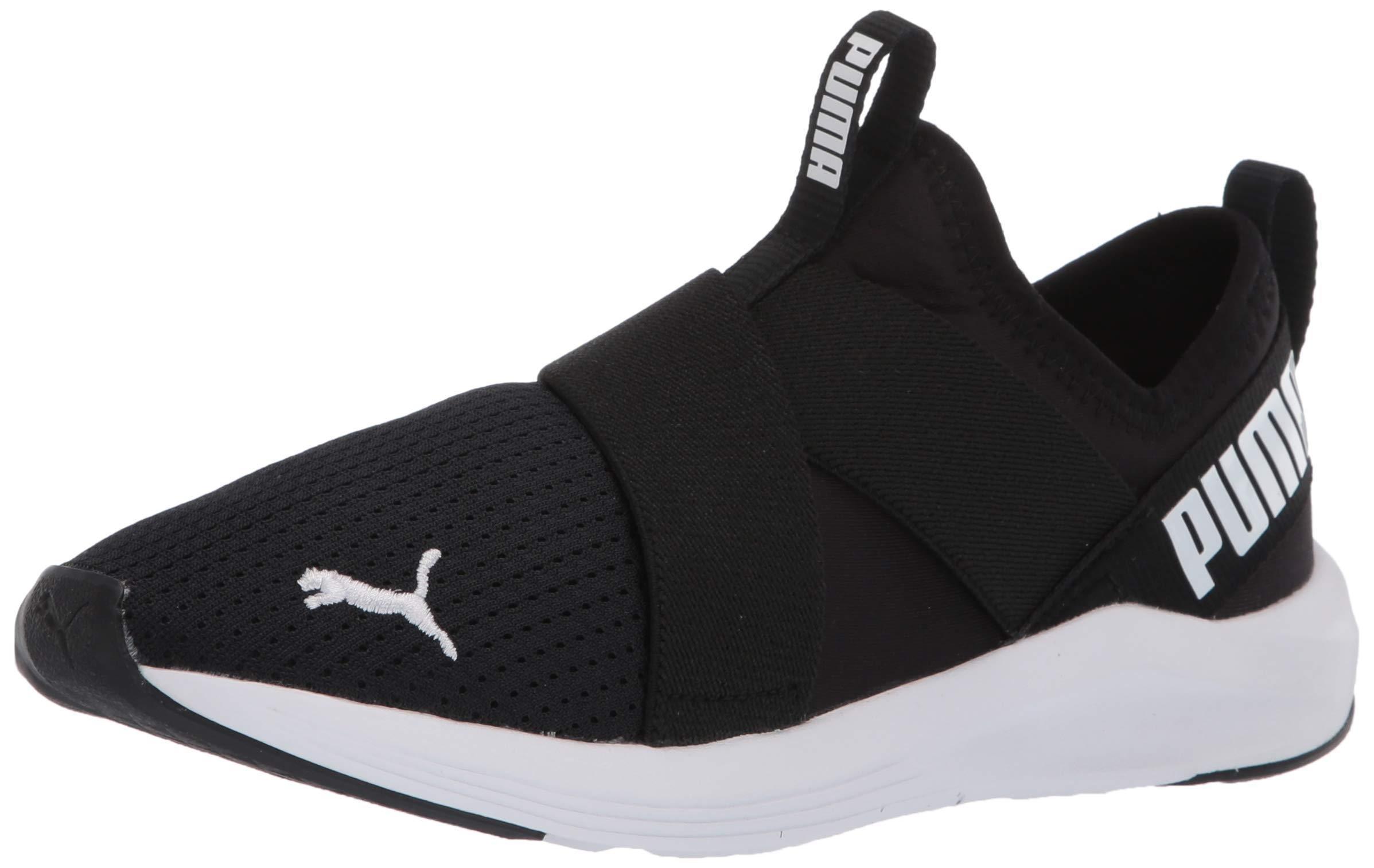 PUMA Prowl Slip On Sneaker in Black