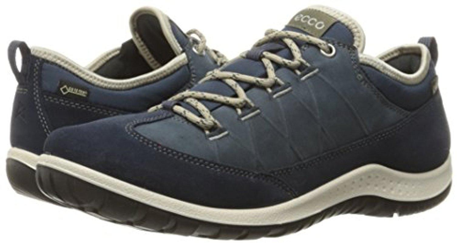 ECCO Womens Aspina Low Gore-tex-w Multisport Outdoor Shoes