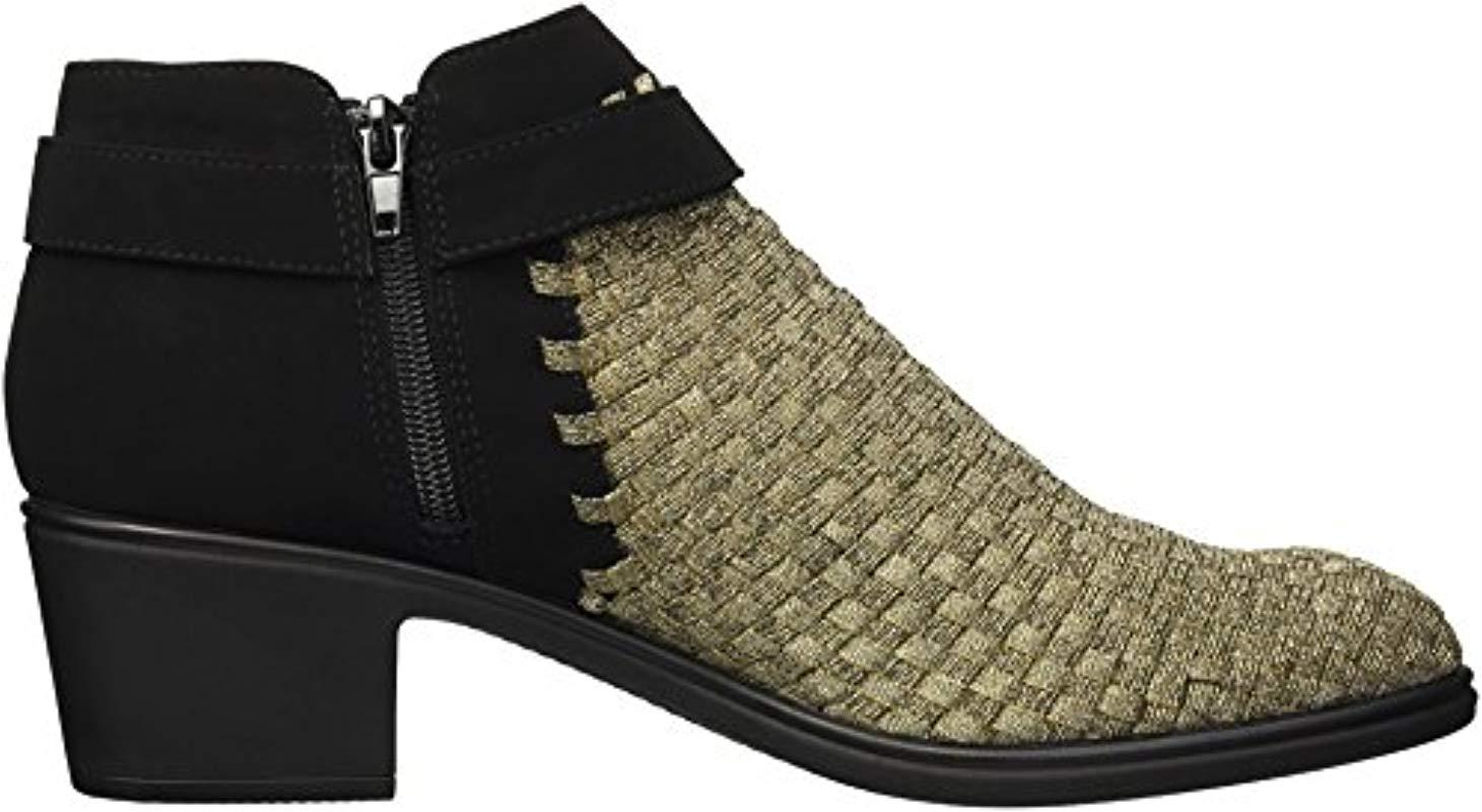 Steven by Steve Madden Nc-puck Ankle Boot